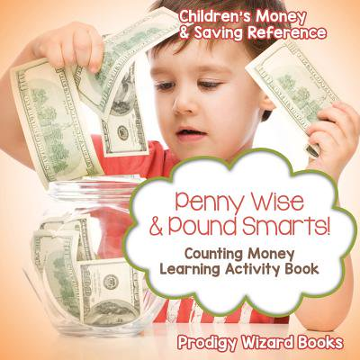 Penny Wise & Pound Smarts! - Counting Money Learning Activity Book - Halloween Math Money Activities