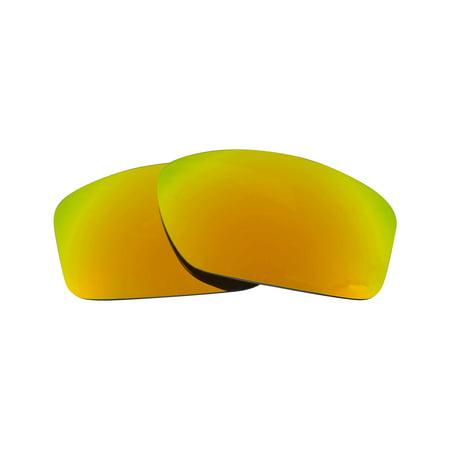 41c2ffbc09d Seek Optics - Oil Drum Replacement Lenses Polarized Gold Mirror by SEEK  fits OAKLEY Sunglasses - Walmart.com