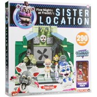 McFarlane Five Nights at Freddy's Control Module Large Construction Set