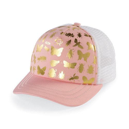 San Diego Hat Co Kids' Bug Trucker Hat