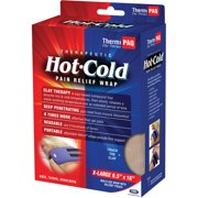 ThermiPaq Hot and Cold Pack Wrap Pain Relief Pad, X-Large