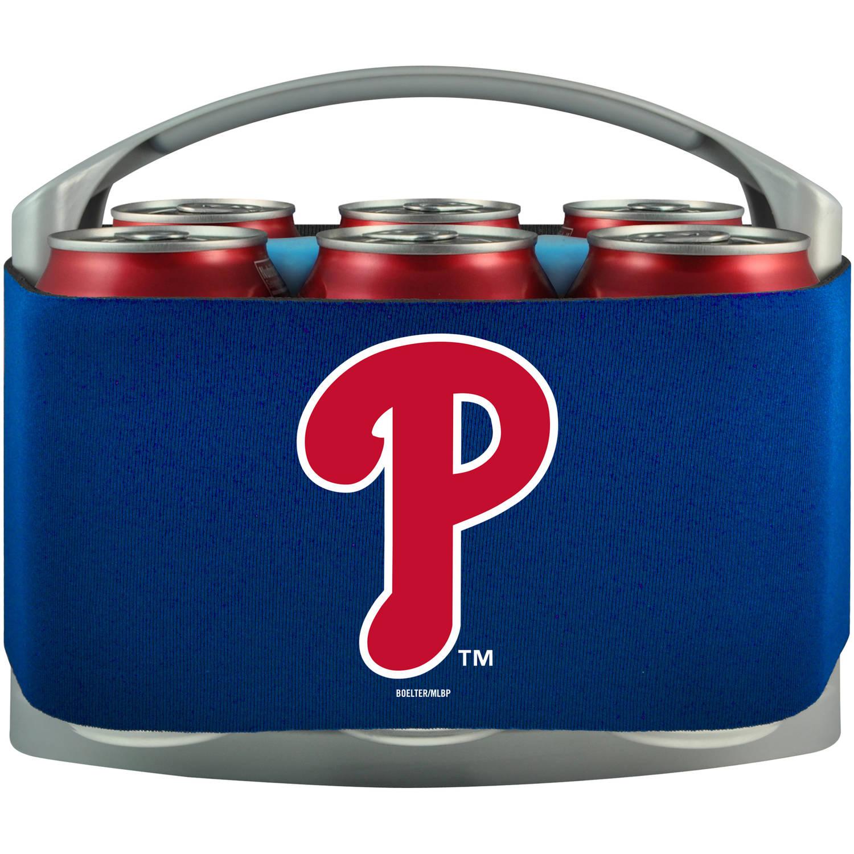 MLB Philadelphia Phillies Cool 6 Cooler
