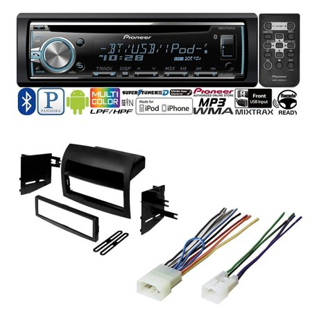 toyota sienna 2004 2010 car stereo radio dash. Black Bedroom Furniture Sets. Home Design Ideas