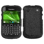 Insten Black Diamond Case Cover Diamond 2.0 For RIM BLACKBERRY 9930 Bold 9900 Bold