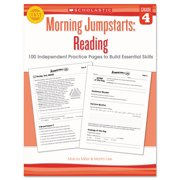 Scholastic Morning Jumpstart Series Book Reading Grade 4 SC546423