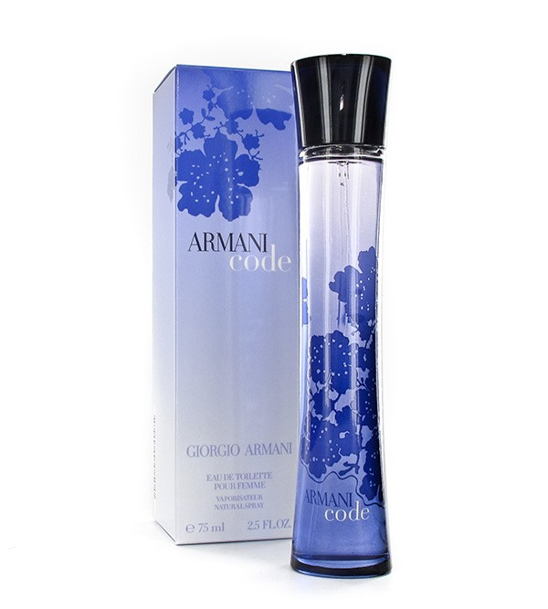 Armani Code Giorgio Armani Eau De Parfum For Her 75ml Walmart Canada