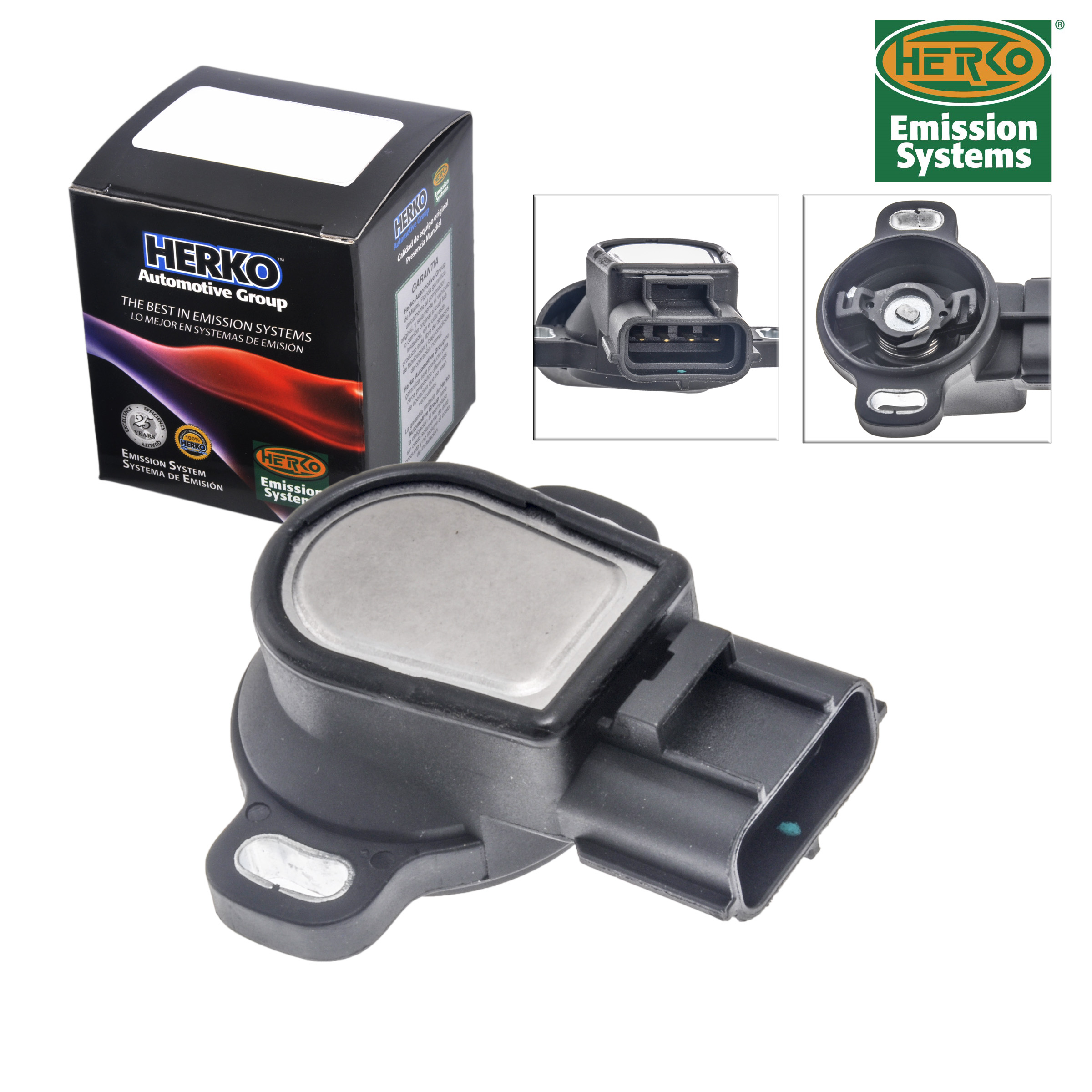 Premium Throttle Position Sensor for Geo Kia Lexus Mazda Toyota New