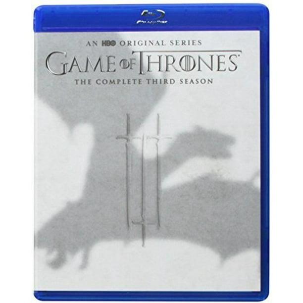 Game Of Thrones Season 3 Blu Ray Walmart Com Walmart Com