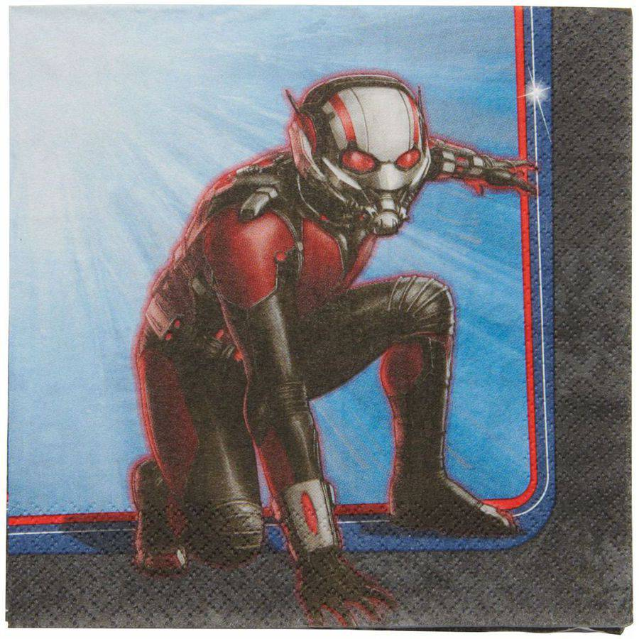 Ant-Man Paper Lunch Napkins, 16ct