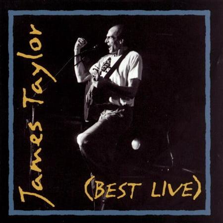 James Taylor [Best Live] (CD)
