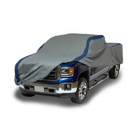 (Duck Covers Weather Defender Pickup Truck Cover, Fits Standard Cab Trucks up to 16 ft. 5 in. L)