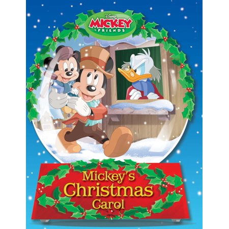 Disney Mickey's Christmas Carol (Hardcover)](Halloweens Over Time For Christmas Carols)