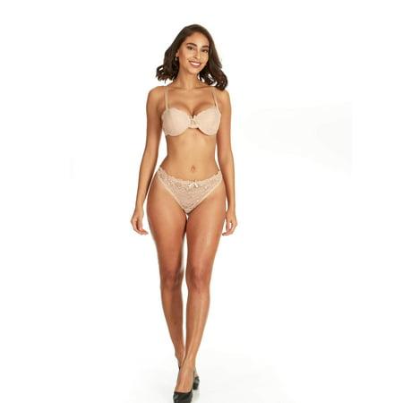 Women's Everyday Sexy Lace Bra Set