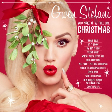 Gwen Stefani - You Make It Feel Like Christmas (CD) ()
