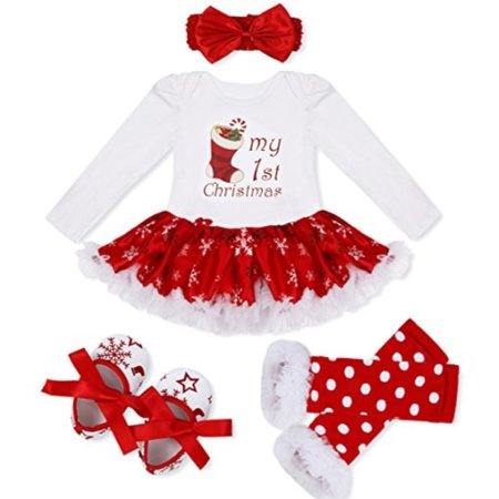 e06400503df5 YiZYiF - YiZYiF Biy Girls  Reindeer Tutu Costume Crhistmas Party ...