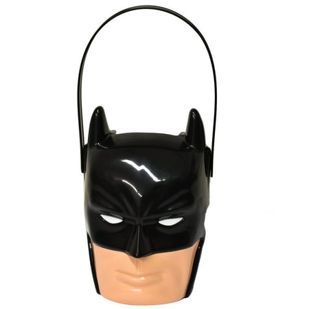Halloween Batman Figural Plastic Pail (Halloween Pails Wholesale)