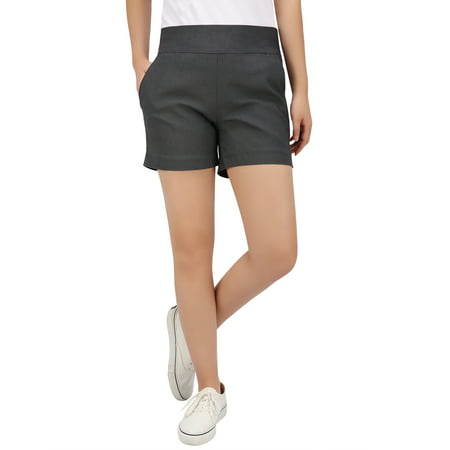 HDE Chino Shorts for Women 4