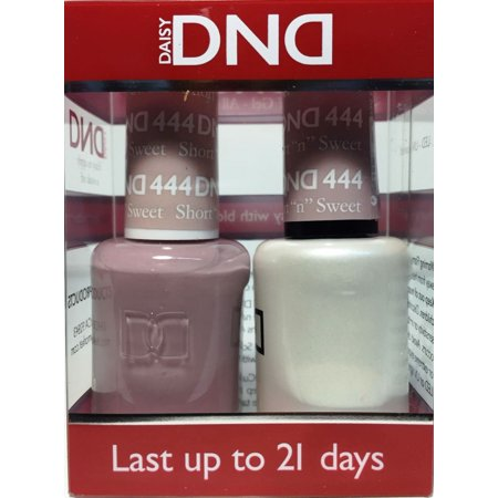"DND Nail Polish Gel & Matching Lacquer Set (444 - Short ""N"" Sweet)"