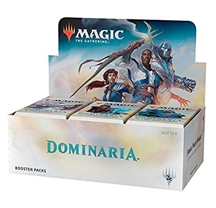 Magic the Gathering Dominaria Booster Box - 36 packs / 15 cards