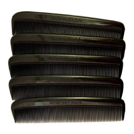 Set of 10 Clipper-mate Pocket Combs 5