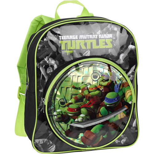 "Teenage Mutant Ninja Turtles 12"" Backpack"