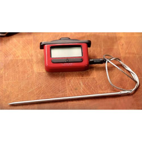 Taylor 9849 Slow Cooker Digital Probe Thermometer