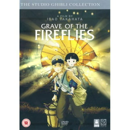 GRAVE OF THE FIREFLIES (STUDIO GHIBLI COLLECTION)](Studio Ghibli Happy Halloween)