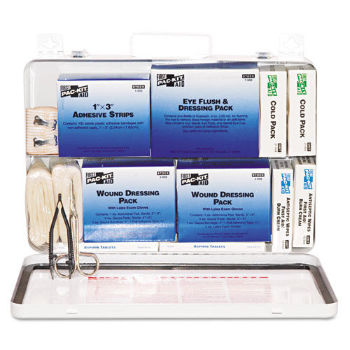 Pac-Kit 50-Person Industrial First Aid Kit