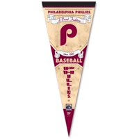 """Philadelphia Phillies WinCraft 12"""" x 30"""" Cooperstown Collection Retro Pennant - No Size"""