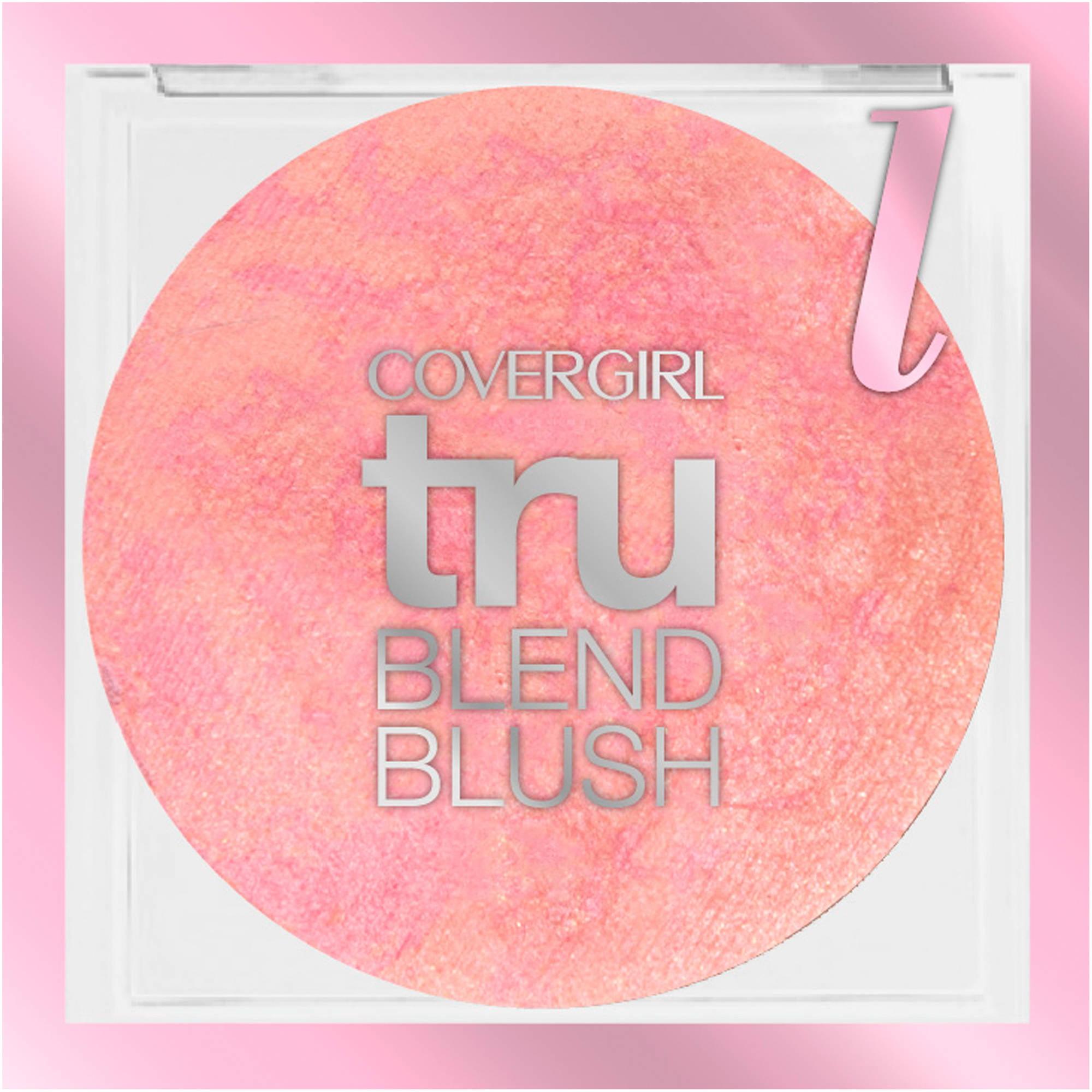COVERGIRL truBlend Blush, Light Rose, .1 oz