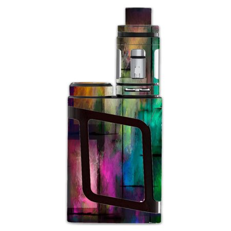 Skins Decals For Smok Al85 Alien Baby Kit Vape Mod / Colorful Paint Modern