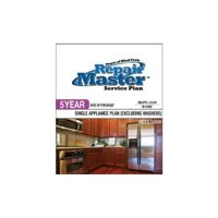 Repair Master RMAPP5 15000 5-Yr Date of Purchase Single Appliance-No Washer - Under $15,000