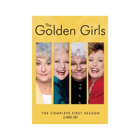 The Golden Girls: The Complete First Season (DVD) ()