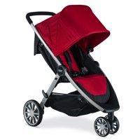 Britax B-Lively Stroller, Cardinal