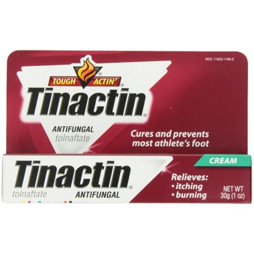 Tinactin Antifungal Cream 1 oz (Pack of 2)