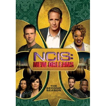 NCIS: New Orleans - The Second Season (DVD) (Halloween Celebrations New Orleans)