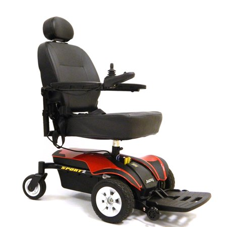 Pride Jazzy Special Power Wheelchair, Electric (Best Electric Wheelchair Reviews Uk)