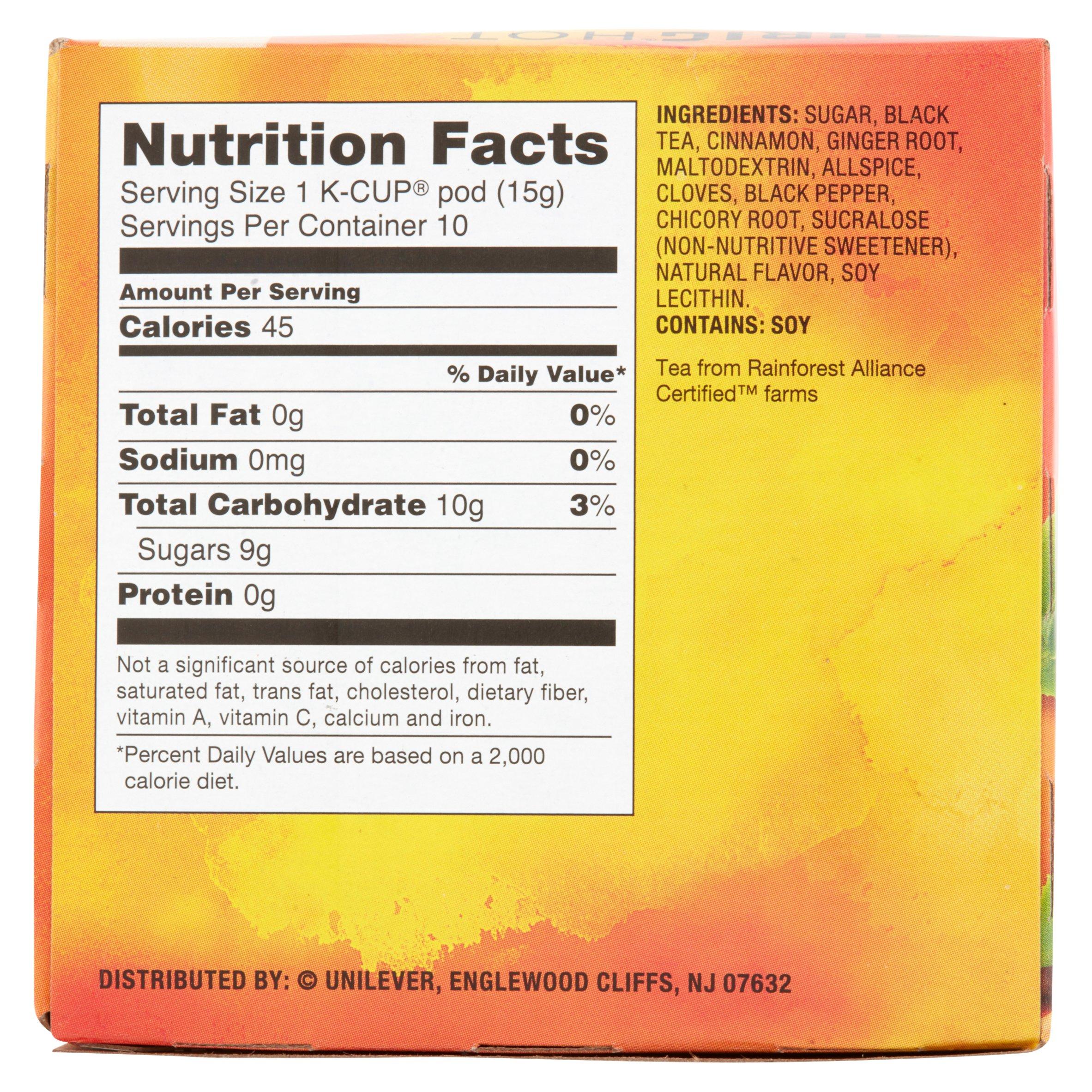 Unilever Lipton Tea, 10 ea - Walmart.com