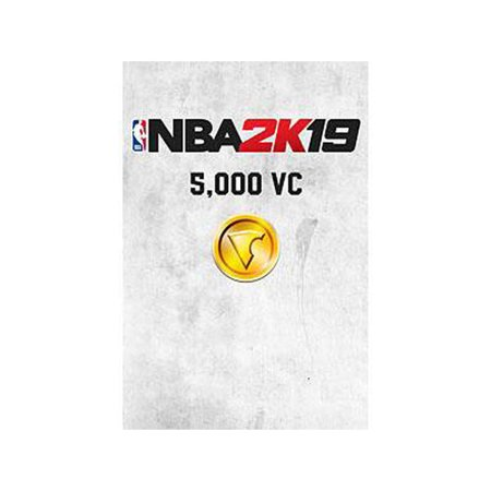 Nintendo Switch NBA 2K19 5000 VC 045496662677 (Email