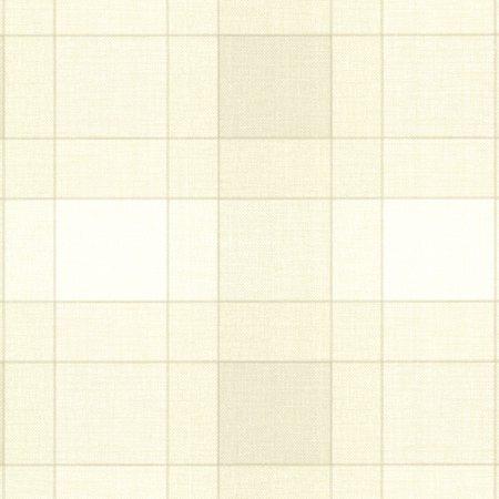Warner Studios Kieran Wool Plaid Wallpaper