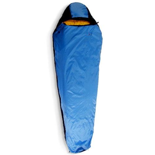 Micro Tek Ultra-Compact Mummy 30-Degree Sleeping Bag