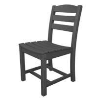 POLYWOOD® La Casa Cafe Recycled Plastic Dining Side Chair