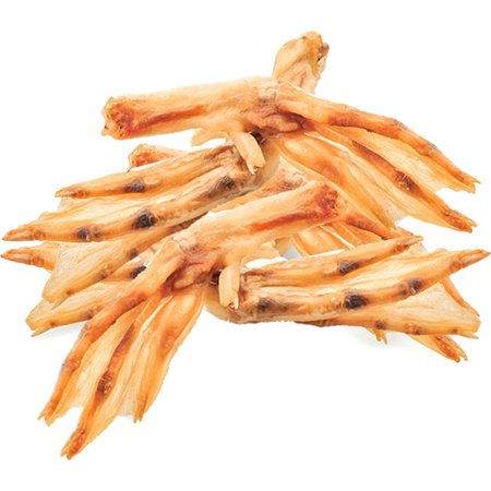 USA DUCK CRUNCHY FEET BULK NATURAL DOG TREAT 70