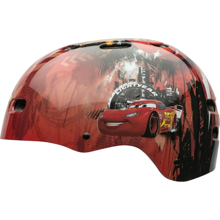 Bells Disney Pixar Cars Multisport Helmet, Child 5+ (51-54cm) - Kids Steelers Helmet