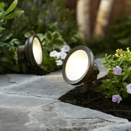 Better Homes And Gardens 1 Piece Quickfit Led Wall Wash Light