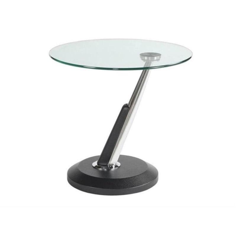 Magnussen Modesto Round End Table