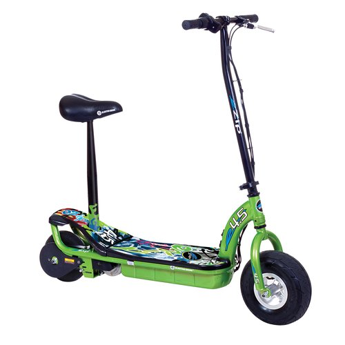 eZip E4.5 Electric Scooter, Green