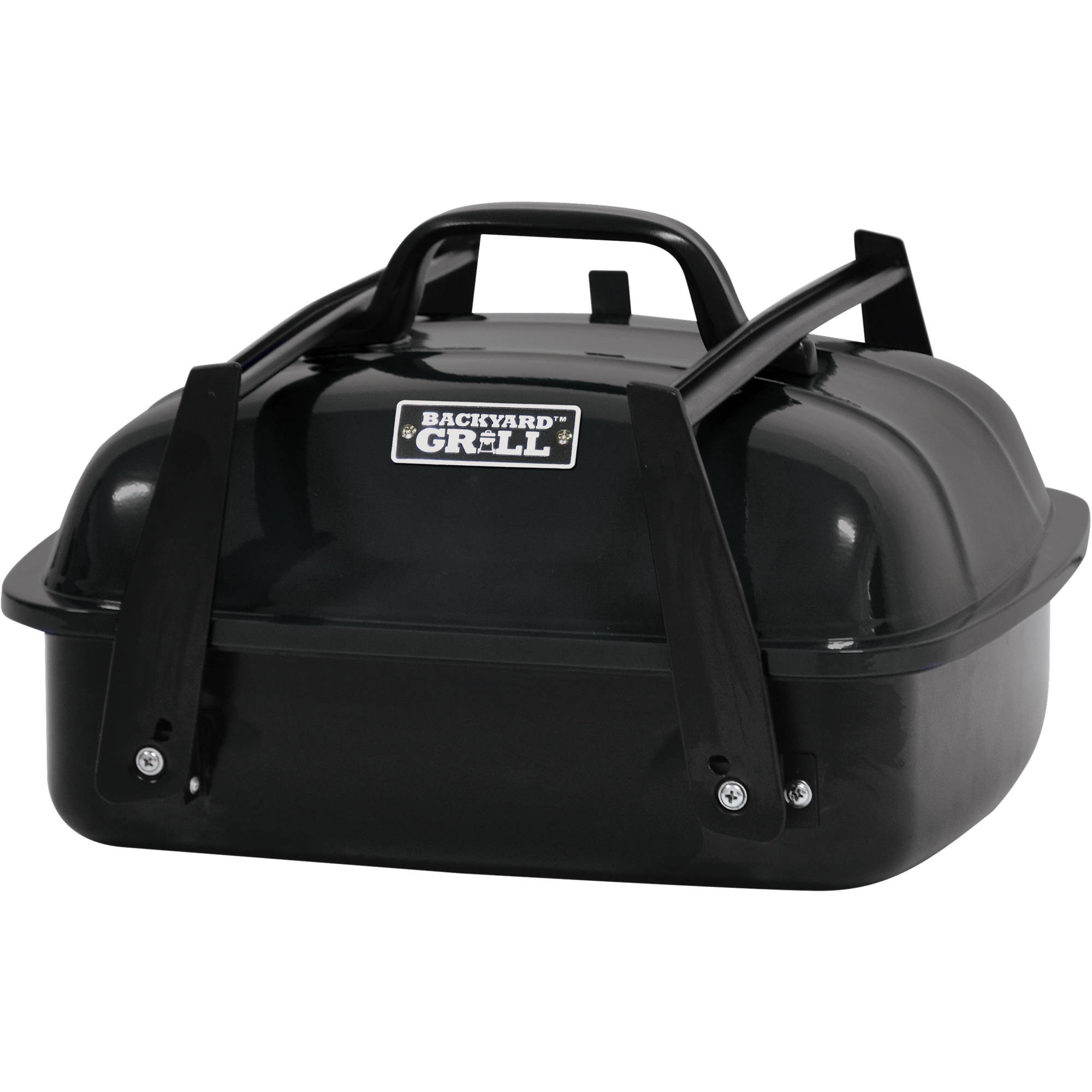 "Backyard Grill 12"" Portable Charcoal Grill"