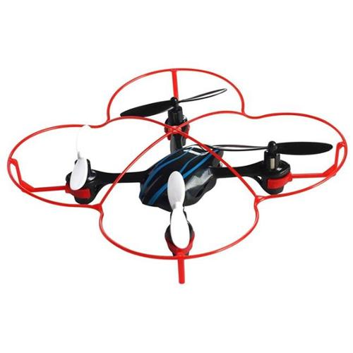 Microgear EC10233A Microgear X4 2.4GHz 4 Channel Mini Quadcopter UFO RTF