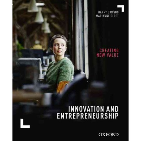 Innovation and Entrepreneurship: Creating New Value